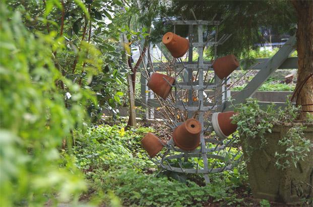 アンティーク家具 ガーデニング エリソン 庭 福岡市 ガーデング